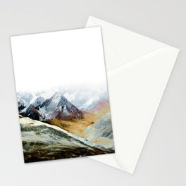 Mountain 12 Stationery Cards