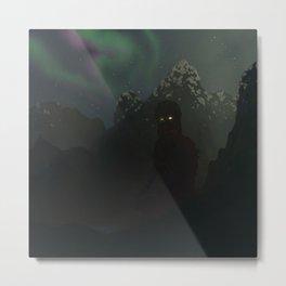 Day 0190 /// Bergskapt Metal Print