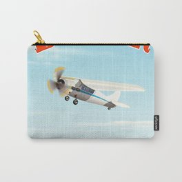 See America! by air - Book a plane today. Carry-All Pouch