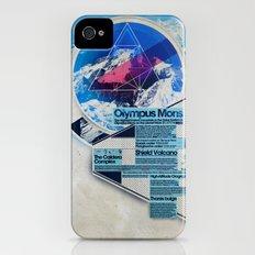 Olympus Mons - Exploration #3 iPhone (4, 4s) Slim Case