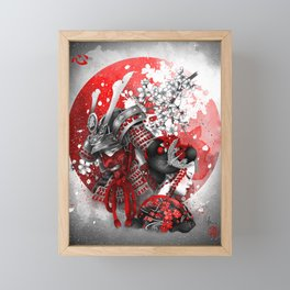 Kokoro Framed Mini Art Print