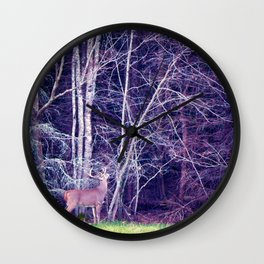 Pray for Rain Wall Clock