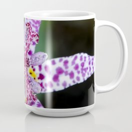Toad Lily Center Perspective Coffee Mug