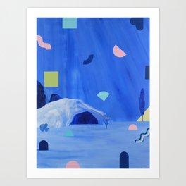 Recollection Art Print