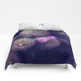 Little Cactus Flowers Comforters
