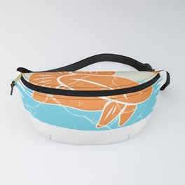 Fish Goldfish Aquarium Gift Clownfish Fanny Pack