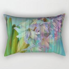 風信子 Rectangular Pillow
