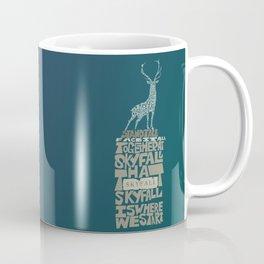 Skyfall - James Bond 007 Coffee Mug