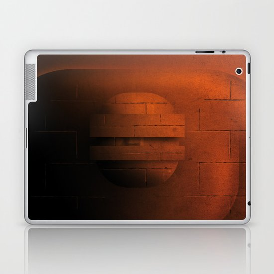 Smooth Heroes - The Thing Laptop & iPad Skin