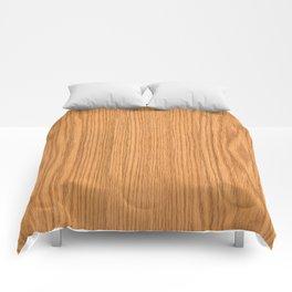 Wood 3 Comforters