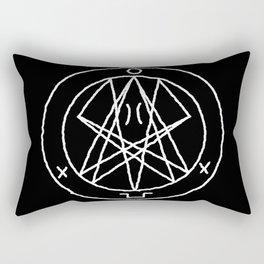 Nigromante Rectangular Pillow