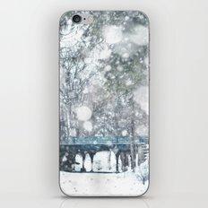 The Blue Bridge iPhone & iPod Skin