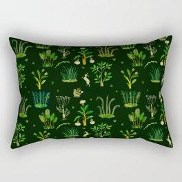 Bunny Forest Rectangular Pillow