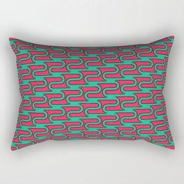 Pop Swirls Rectangular Pillow