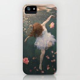 Rosewater iPhone Case