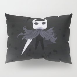 Hollow Knight in the Abyss Pillow Sham