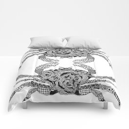 StudioJulia Two Crabs Comforters