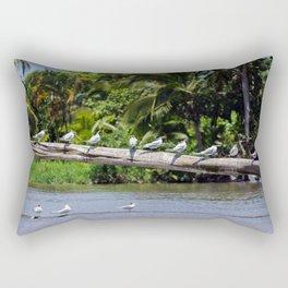 Royal terns - Costa Rica Rectangular Pillow