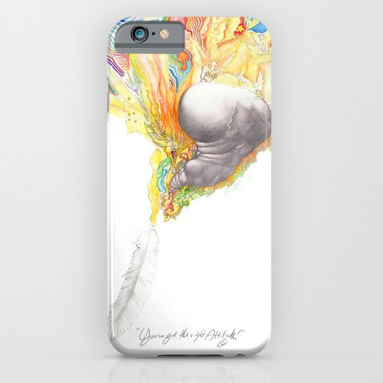 You've Got the Right Attitude! iPhone & iPod Case
