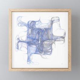 Equilibrium #Abstract #Art #Minimalism by Menega Sabidussi #society6 Framed Mini Art Print