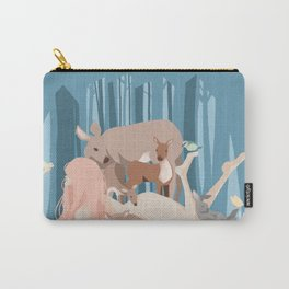 Earth-Mother Carry-All Pouch
