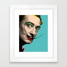 Salvador Dali Framed Art Print