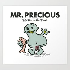 Mr. Precious Art Print