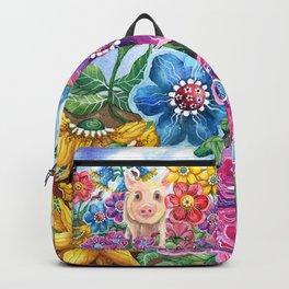 Penelope Pig Backpack