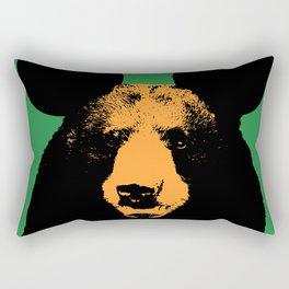 big ears bear Rectangular Pillow