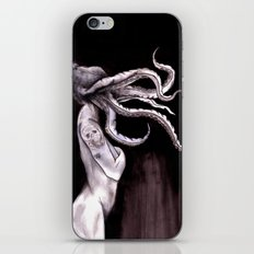 Something Touched Me and I Was Only Sleeping iPhone & iPod Skin