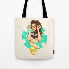 Mrs. Nevada Tote Bag