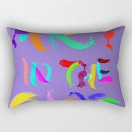 ART IN THE GLASS #5 Rectangular Pillow