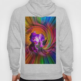 Abstract in perfection - Fertile Imagination Hoody