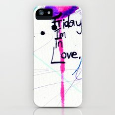 Friday Slim Case iPhone (5, 5s)