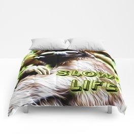 Slow Life Comforters
