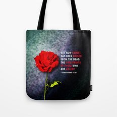 FIRSTFRUITS Tote Bag