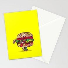 ZOMBURGER Stationery Cards
