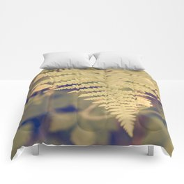 Forest Fern Comforters