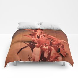 Nature in Pink Comforters