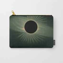 Total solar eclipse by Étienne Léopold Trouvelot (1878) Carry-All Pouch