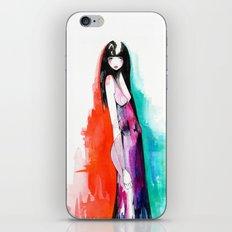 April II iPhone & iPod Skin