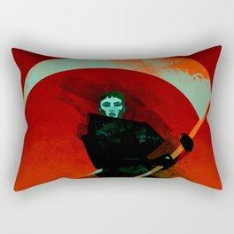 The Emperor's Gardener Rectangular Pillow