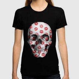 Kisses Skull T-shirt