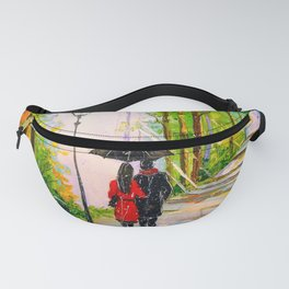 Walk in the Park Fanny Pack