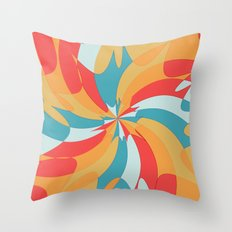 Splat (Available in the Society 6 Shop!) Throw Pillow