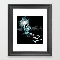 The Tempest Framed Art Print