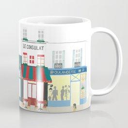 Shopfronts of Paris Coffee Mug