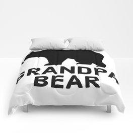 Grandpa Bear Comforters