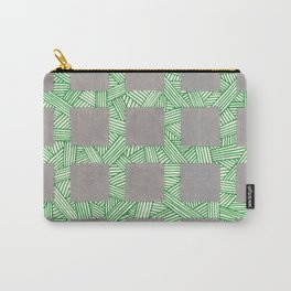 Mondo Grass and Pavers Carry-All Pouch