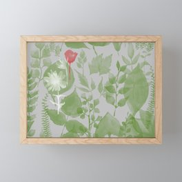 feuille Framed Mini Art Print